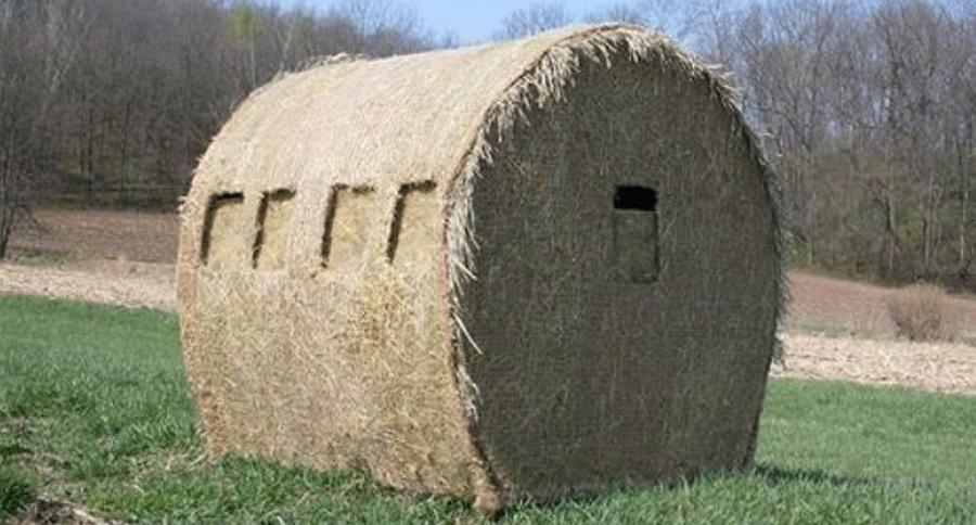How To Make Your Own Bale Blind Wide Open Spaces