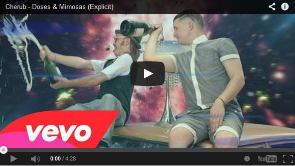 Cherub - Doses & Mimosas (Official Music Video)
