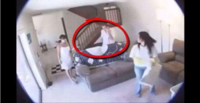 Marito nasconde la telecamera pensando che la moglie abbia - Video marito porta la moglie a scopare ...
