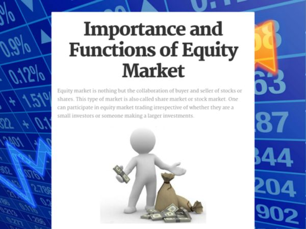 importance of equity
