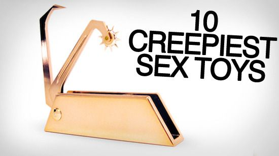10 Creepy Sex Toys To Get You Ready For Valentineu0027s Day | Break.com