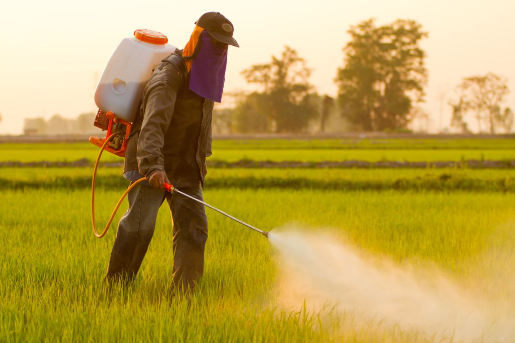 the issues surrounding the banning of the use of glyphosate herbicide for farming
