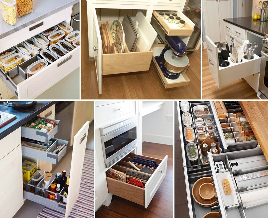 10 Clever Kitchen Drawer Organization Ideas