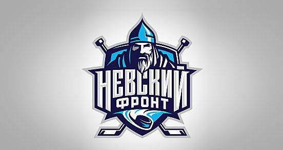 Hockey team logos design