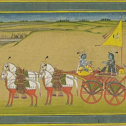 an analysis of the bhagavad gita as a very unique scripture