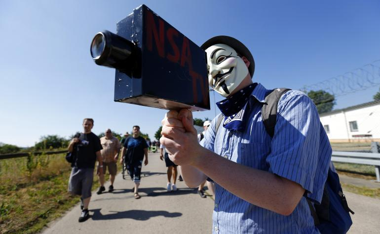 government surveillance vs personal privacy essay