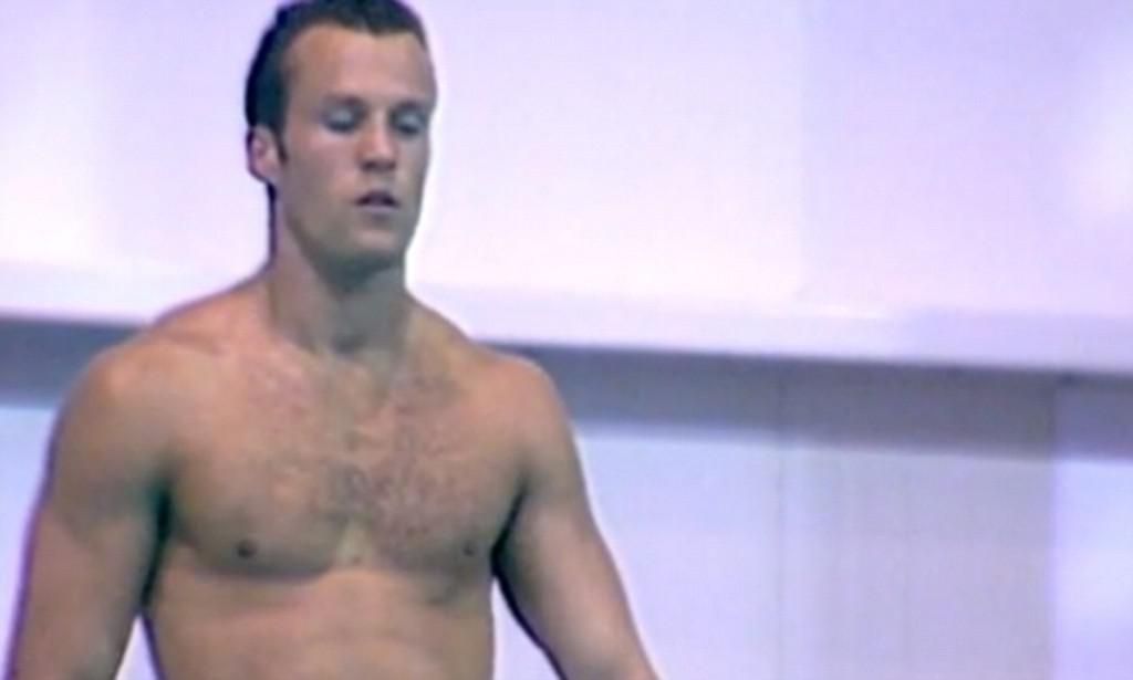jason statham competed in diving at the ga