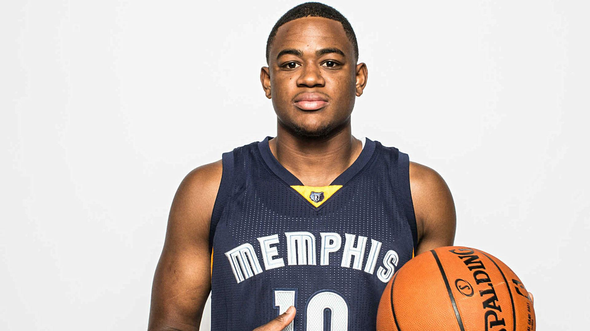 Grizzlies top pick Jarell Martin out indefinitely with ...
