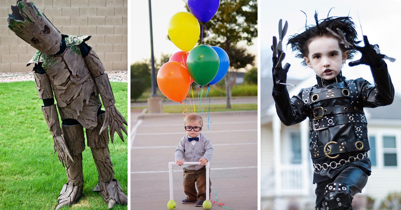Quick Kid Alien Costume Ideas