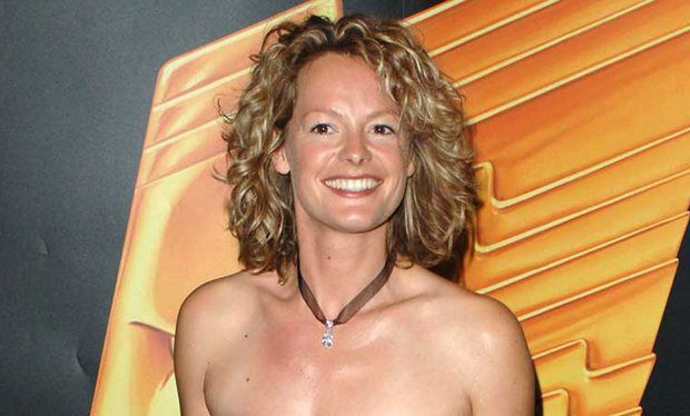 Apologise, kate humble topless