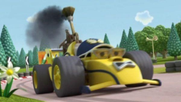 Roary The Racing Car Series