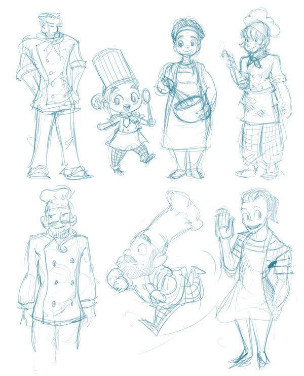 Comic Character Design Tutorial : Adobeillustratorstep on lockerdome