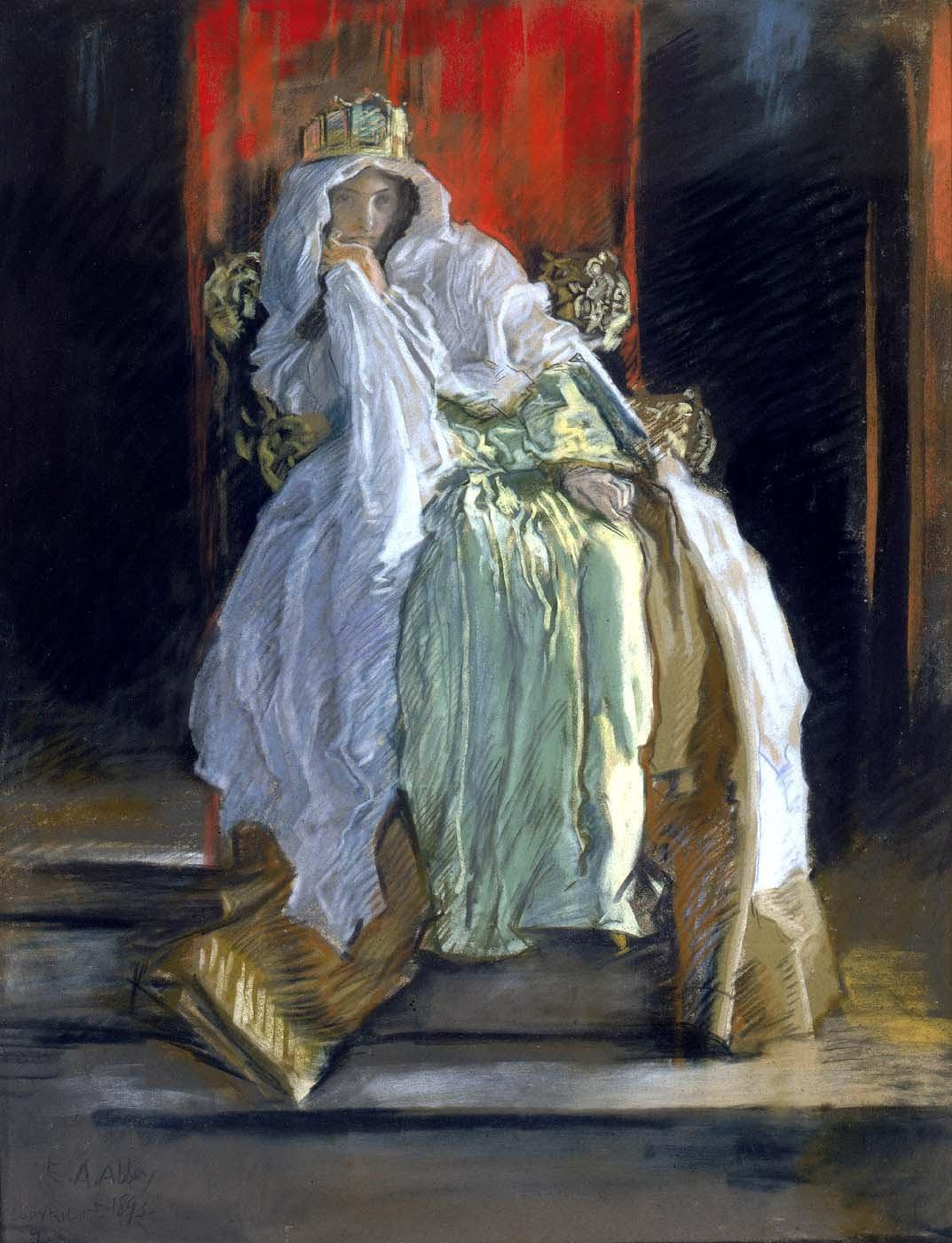 a look at hamlets treatment of gertrude in the play hamlet by william shakespeare How is the theme of love used within william shakespeare's hamlet and with a look so piteous in purport as if he to hamlet's mother gertrude.