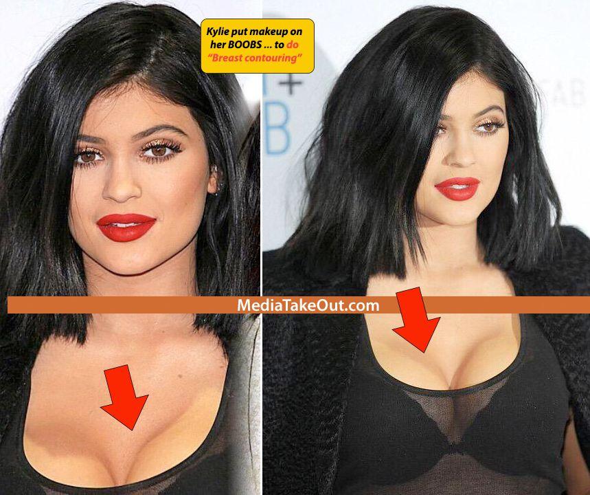 Does fondling breasts make them bigger