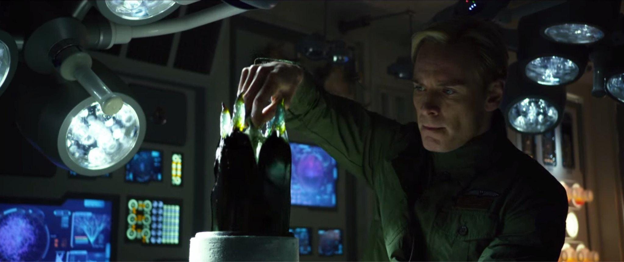 prometheus questions With prometheus, he creates a plus the number of confusingly ridiculous moments and un-answered questions plague the film as it plods along.