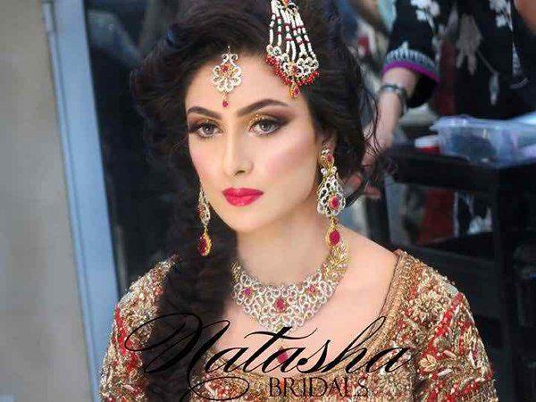 Natasha Salon The Best Bridal Parlour In Pakistan | Globalemag