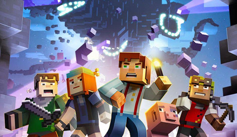Скачать minecraft:story mode бесплатно