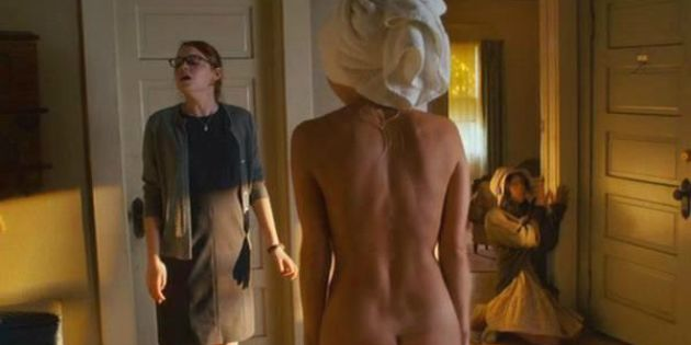 Scene where rita fucks dexter