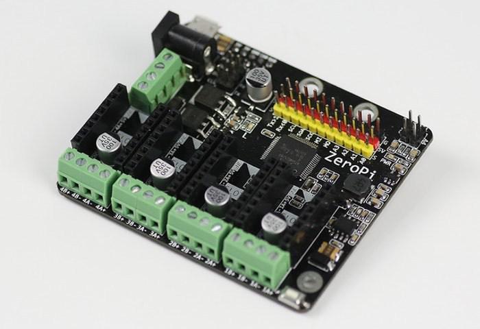 Zeropi arduino and raspberry pi development kit unveiled
