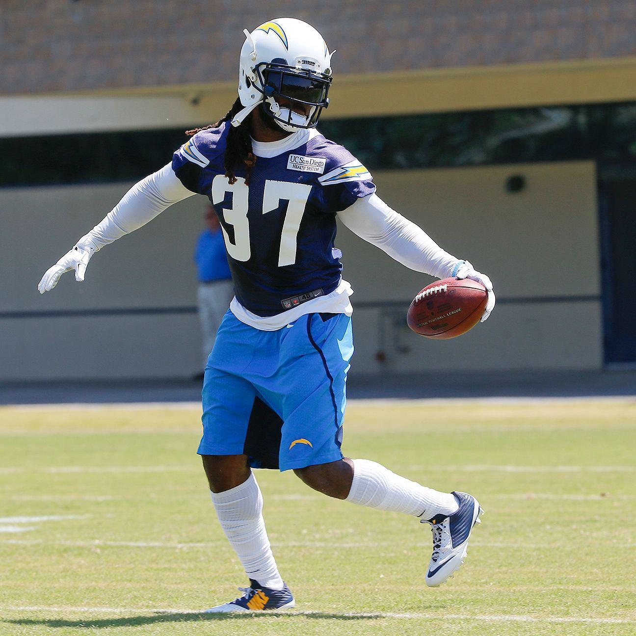San Diego Chargers Careers: San Diego Chargers' Playing-time Breakdown