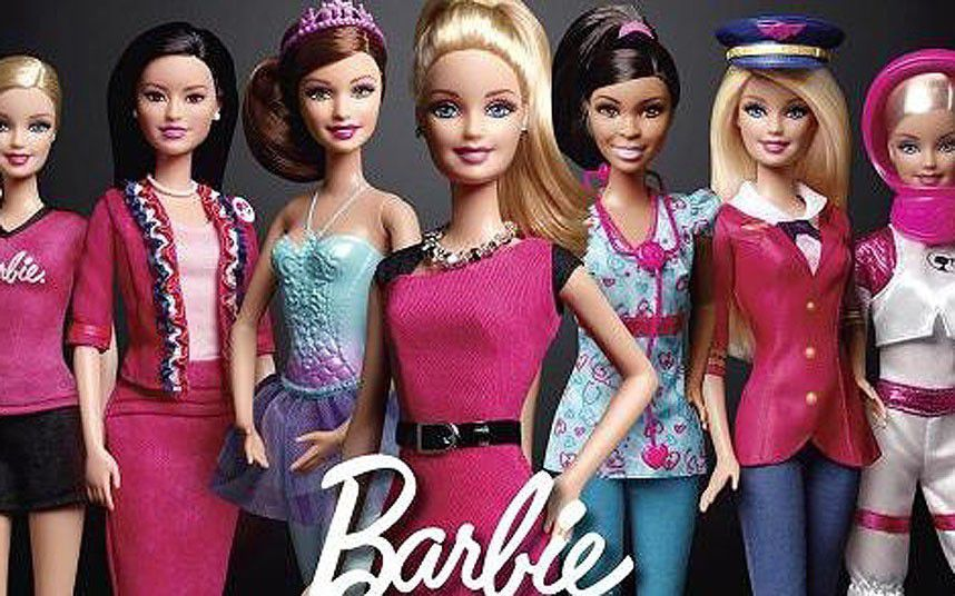 barbie and the toy industry