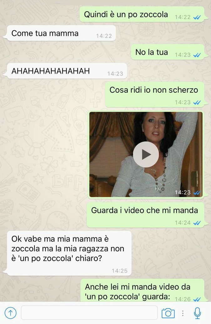 Che troia tua figlia italian complete film br 2