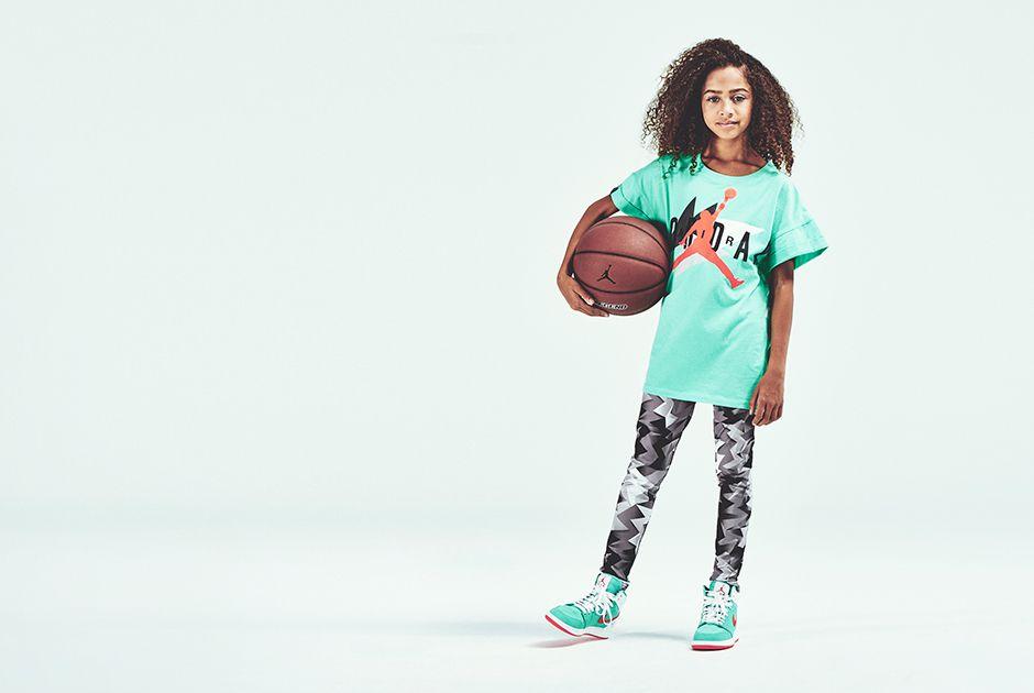 Jordan Brand To Expand Girls Shoe Sizing In January 2015