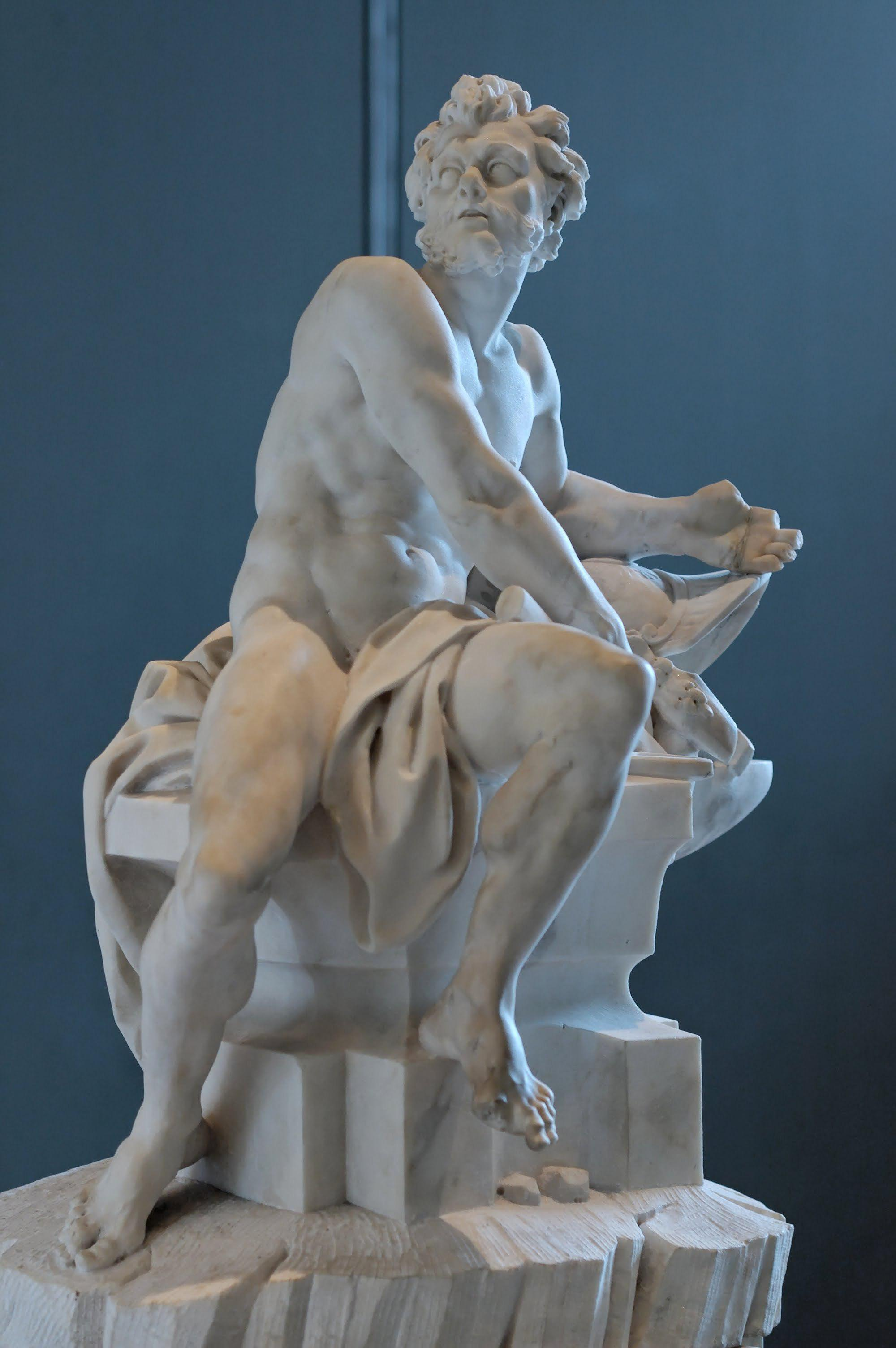 an overview of the the olympian god hephaestus