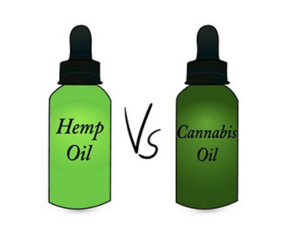 the confusions between hemp and marijuana