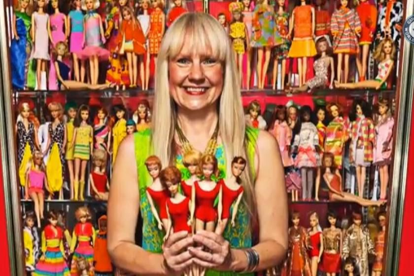 With more than 15,000 dolls, this woman has the world's ...