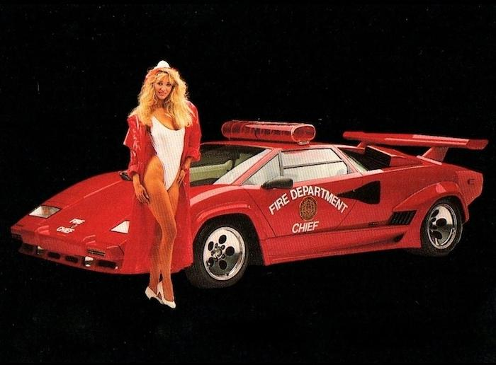 1980 S Sexy Supercars From Your Bedroom Posters