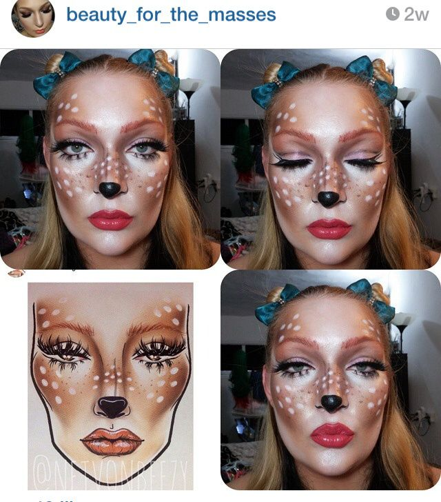 stunning halloween costumes created by makeup artists rolling out - Stunning Halloween Costumes