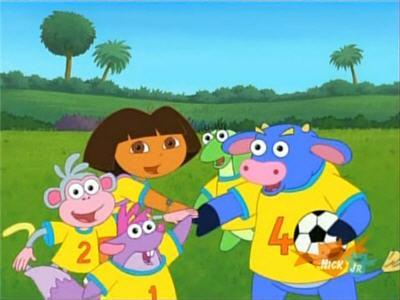 Watch The Big Pinata (Ep 11) - Dora the Explorer - Season 2