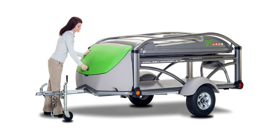 Cooper Camper Trailer Rvs For Small Car Owners