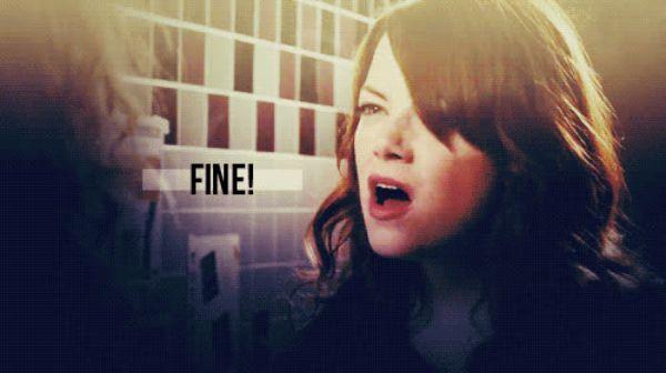 u were fine