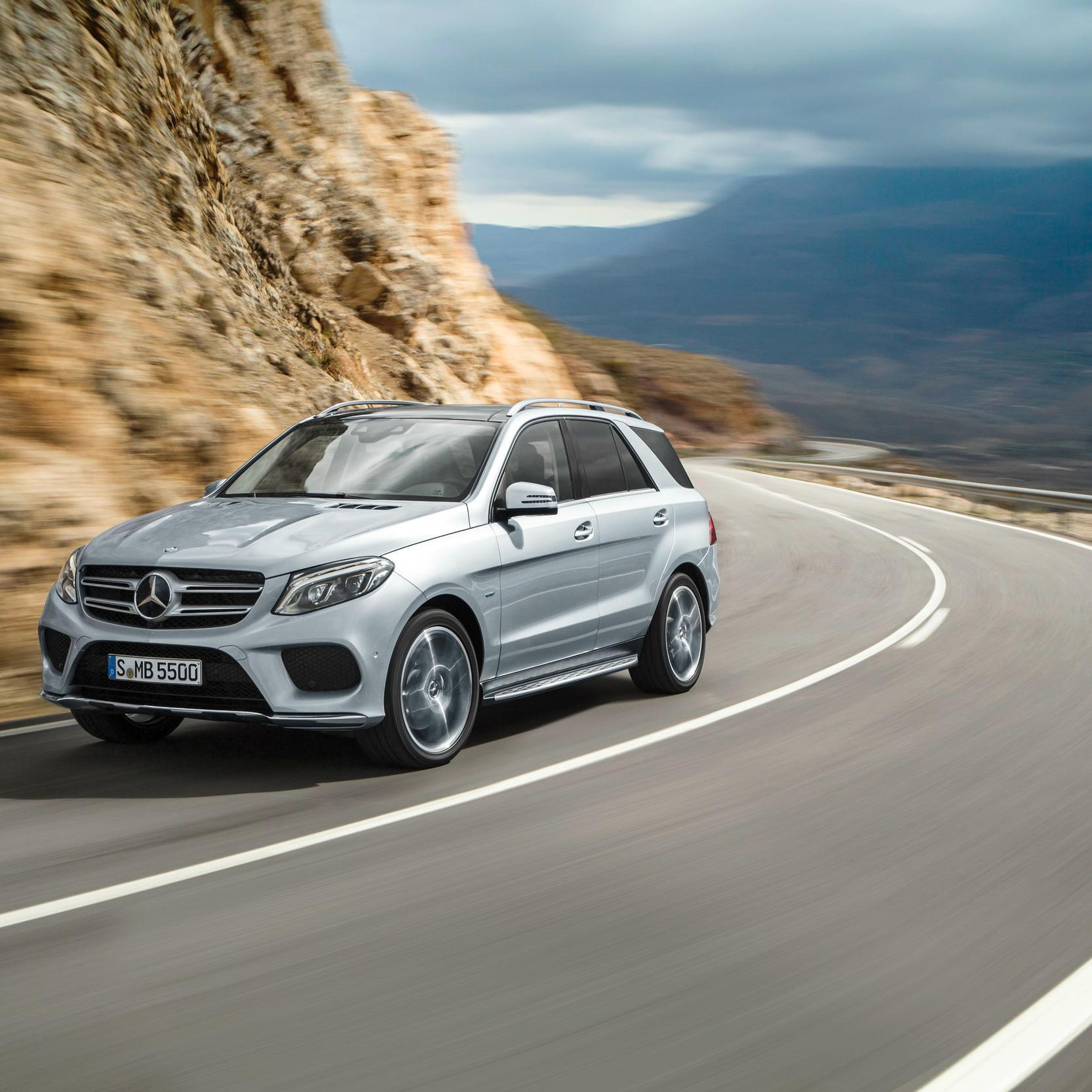 Mercedes benz on track to launch its gle suv in india on for Mercedes benz suv india