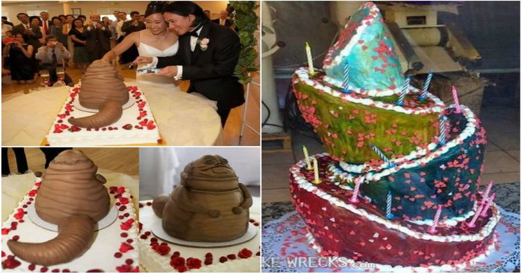 18 Of The Worst Wedding Cake Disasters That Ruined Day Page
