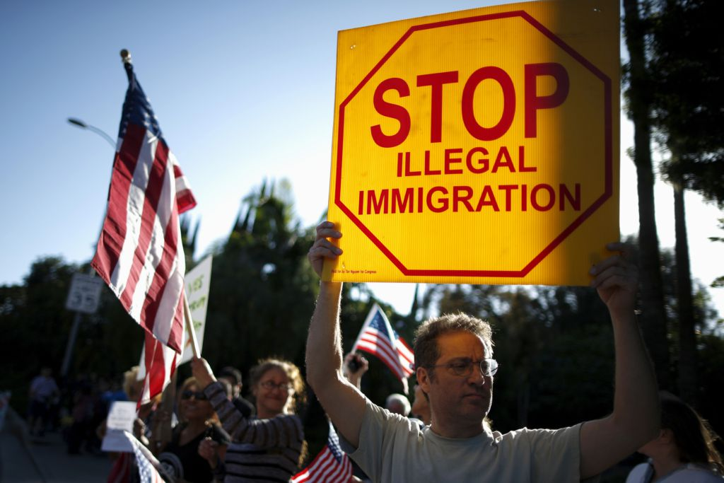 an argument against the illegal immigrants in the united states of america