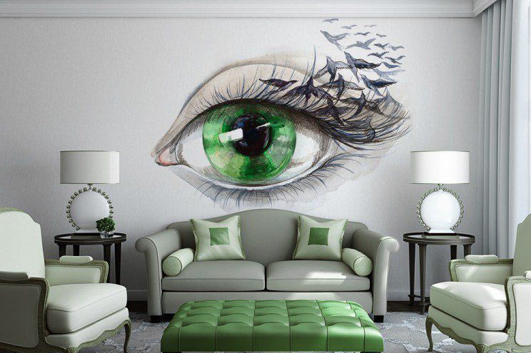 Emejing Wall Mural Designs Ideas Gallery - Interior Design Ideas ...