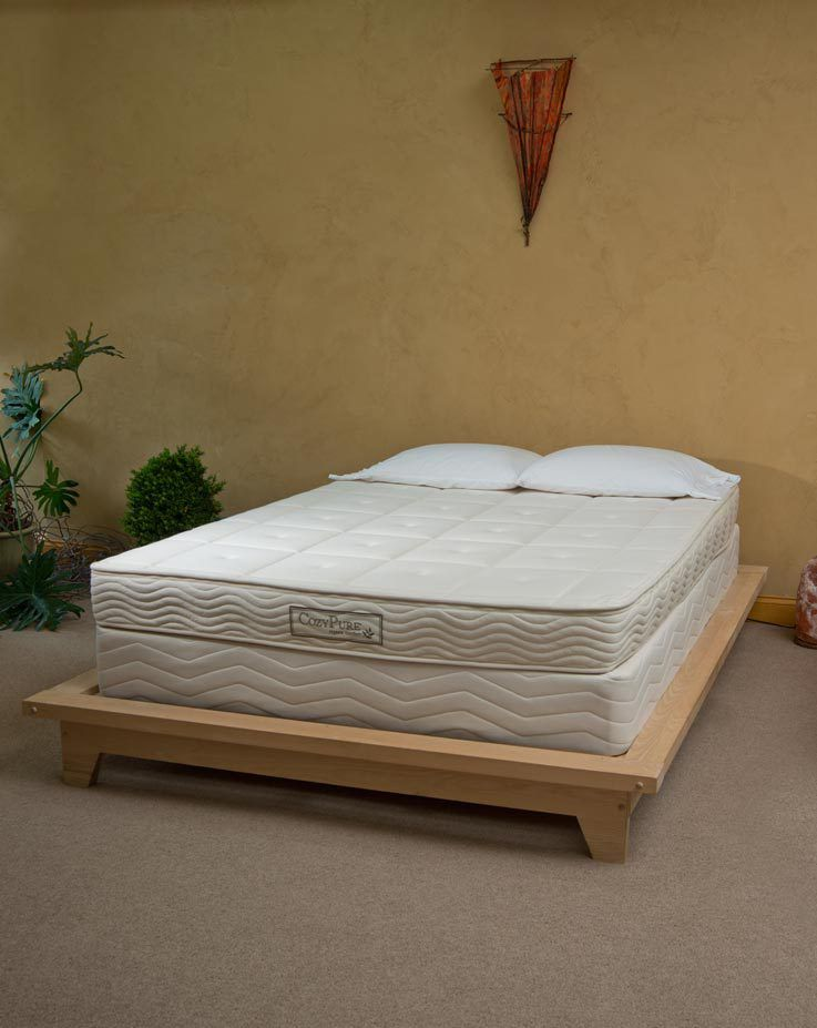 bed frames in store - Queen Bed Frame And Box Spring