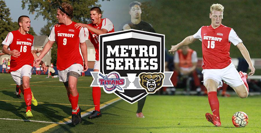 Men's Soccer Hosts Oakland to Kick Off Third Year of # ...