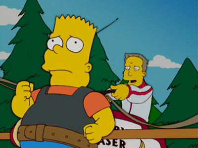 Image result for fat camp simpsons
