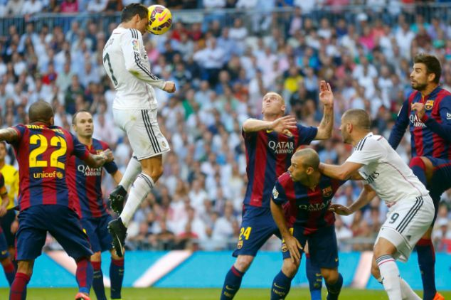 barcelona vs real madrid hottest quotes ahead of el clasico 2015