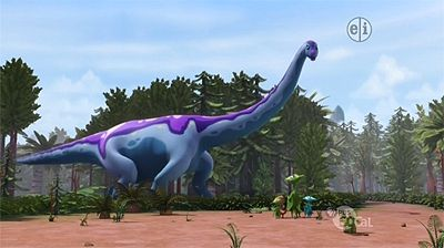 Dinosaur Train Apatosaurus Watch An Apatos...