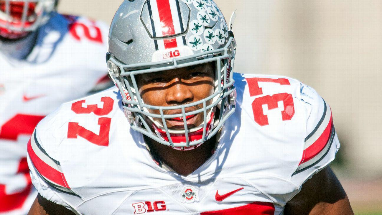 Chargers Add Another Buckeye In Lb Joshua Perry