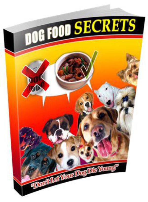 Dog Food Secrets By Andrew Lewis Pdf