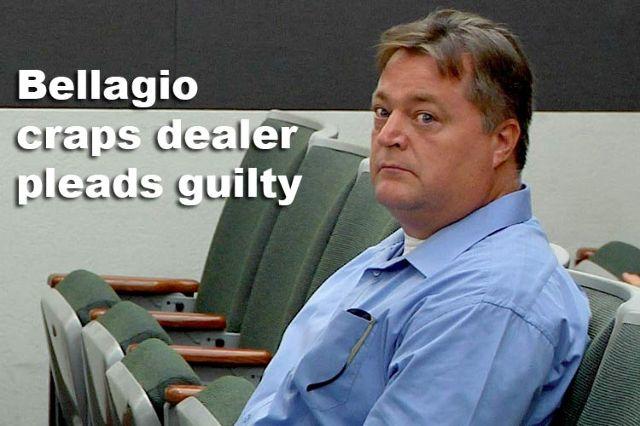 Craps dealer
