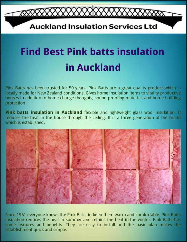 Pink Batts Ceiling Insulation Pink Batts South Australia