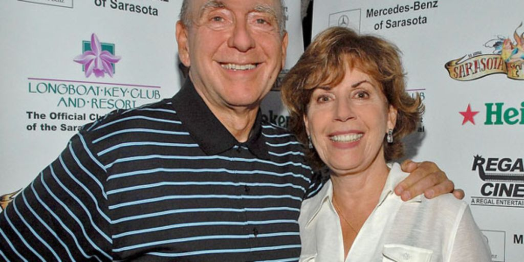 Dick Vitale More Sexual During March Madness, Wife -2835