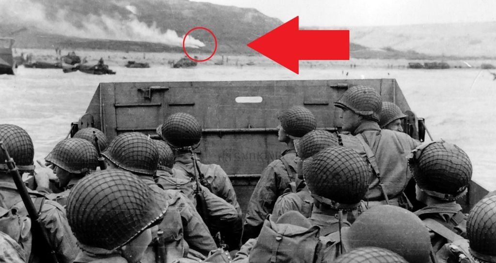 93% of Americans Can't See What's In This Mind-Blowing German WW2 Photo